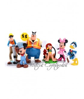 Set 6 figurine Clubul lui Mickey Mouse