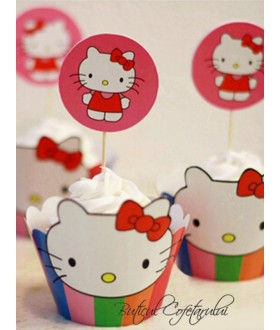 Chese decorative Hello Kitty