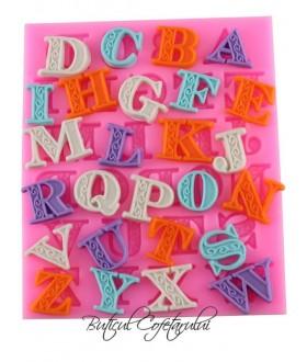 Mulaj litere majuscule