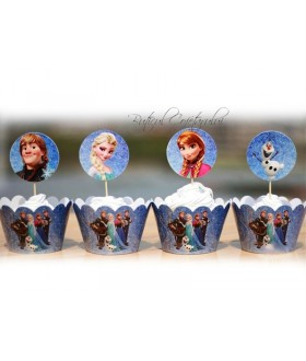 Chese decorative Frozen