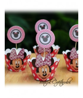 Chese decorative Minnie Mouse 1