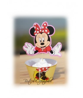 Chese decorative Minnie Mouse 2
