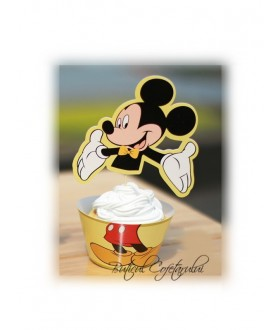 Chese decorative Mickey Mouse 2