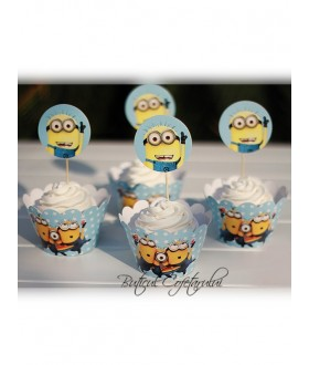Chese decorative Despicable Me