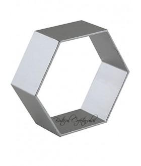 Decupator hexagon