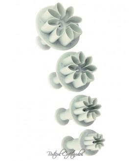 Decupatoare flori petale ascutite